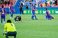 Celebració remuntada Llevant - Espanyol 201213.jpg