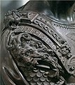 Cellini, Benvenuto. Bust of Cosmo I. Bronze, 1545. Bargello Museum, Florence.jpg