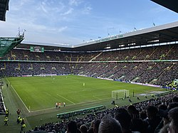 Celtic Park during an Old Firm derby between Celtic FC and Rangers FC.jpg