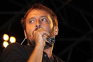 Cesare Cremonini (musician) Italian singer-songwriter