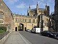 Chain Gate, Wells (geograph 5642498).jpg