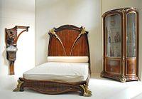 Art Nouveau Furniture Wikipedia