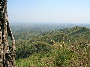 Sitakunda Upazila - The Sitakunda range