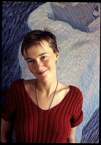 Char Davies - Image: Char davies wiki
