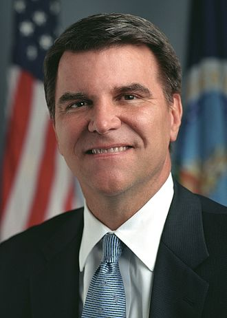 United States Deputy Secretary of Agriculture - Image: Charles F. Conner, official USDA photo portrait