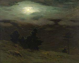 Charles Warren Eaton Gathering Mists