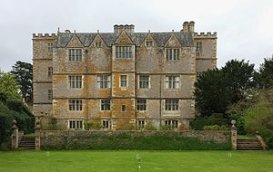 Chastleton House - Chastleton House - rear