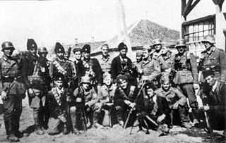 Chetnik war crimes in World War II