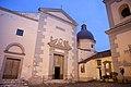 Chiesa di San Lorenzo in Casolla di Caserta, facciata.jpg