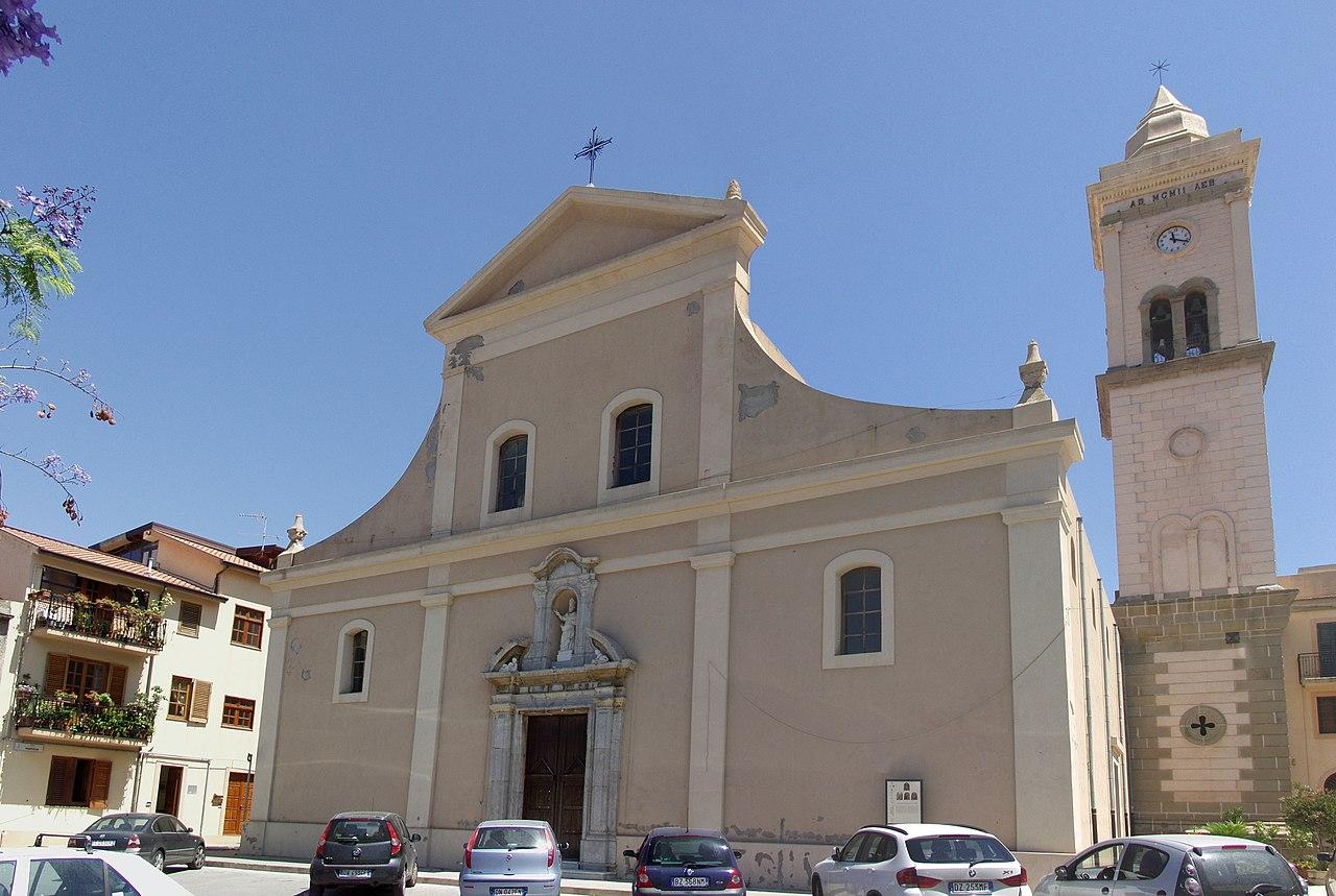 Gioiosa Marea Italy  City pictures : ... :Chiesa di San Nicola di Bari a Gioiosa Marea Wikimedia Commons