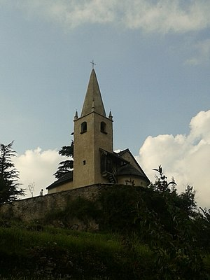 Castello Tesino - Church of Sant'Ippolito