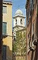 Chiesa di Santa Croce degli Armeni, Bell tower.jpg