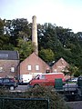 Chimney by Travelodge Restaurant - geograph.org.uk - 1531805.jpg