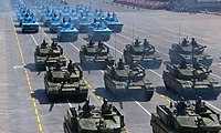 China Announces Troop Cuts at WWII Parade (screenshot) 20159180119.JPG