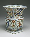 Chinese - Faceted Vase - Walters 49737 - Profile.jpg