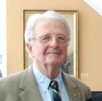 Chris Hurford - Opening of the Chris Hurford exhibition at the Bob Hawke Prime Ministerial Library in 2011.