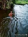 Chris Tonaldo swimming.jpg
