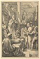 Christ Before Caiaphas, from The Passion of Christ MET DP820995.jpg