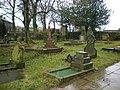 Christ Church, Barkisland, Graveyard - geograph.org.uk - 1127014.jpg