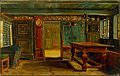 Christen Dalsgaard - Farmhouse room near Store Heddinge. - Google Art Project.jpg