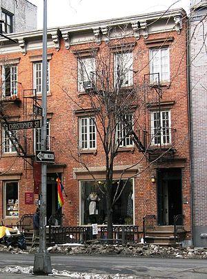Oscar Wilde Bookshop