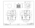 Christopher C. Sturtevant House, 301 Washington Street, Beardstown, Cass County, IL HABS ILL,9-BEATO,2- (sheet 2 of 6).png