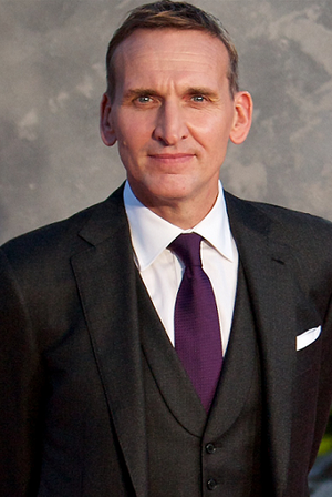 Christopher Eccleston - Eccleston in 2013