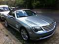 Chrysler Crossfire convertible on Weinbergsweg in Berlin.jpg