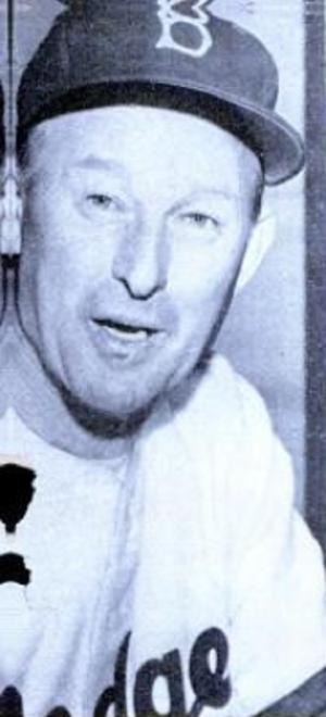 Chuck Dressen - Dressen in 1951.
