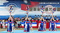 Chung Hua University Cheerleaders Performing in 2015 Hsinchu Air Force Base Open Day 20151121b.jpg