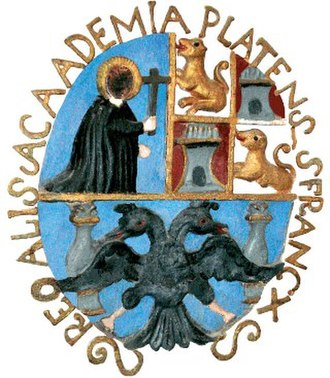 University of Saint Francis Xavier - Image: Chuquisacantiguo
