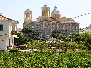 Church Kokkari Samos