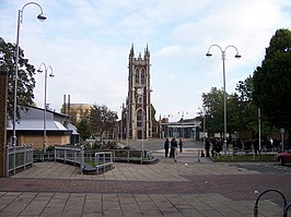 Church Square, Scunthorpe - geograph.org.uk - 272402.jpg
