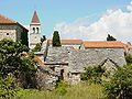 Church and Farmhouses - Grohote - Solta Island - Croatia.jpg