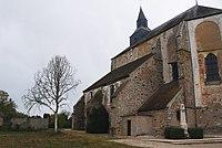 Church of Coulours (Yonne) (flickruser1banaan).jpg