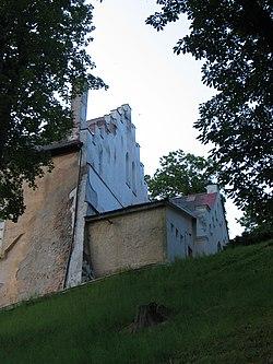 Church of Saint John in Aizpute.JPG