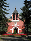 Church of Saint Seraphim of Sarov in Donskoye Cemetery 05.jpg