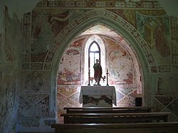 Church of St.Just - Koseč(Slovenia).JPG