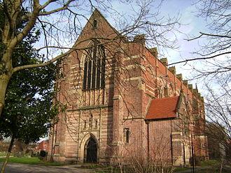 Pendlebury - St. Augustine's Church, Pendlebury