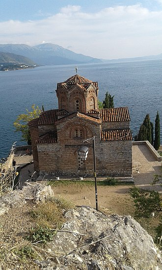 Vardar Macedonia - Church of St John at Kaneo