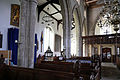 Church of St Mary Hatfield Broad Oak Essex England - south arcade and aisle 2.jpg