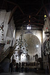 Church of the Nativity interior 2010 9.jpg