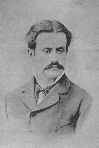 Cipriano Castro - Cipriano Castro at the age of 25