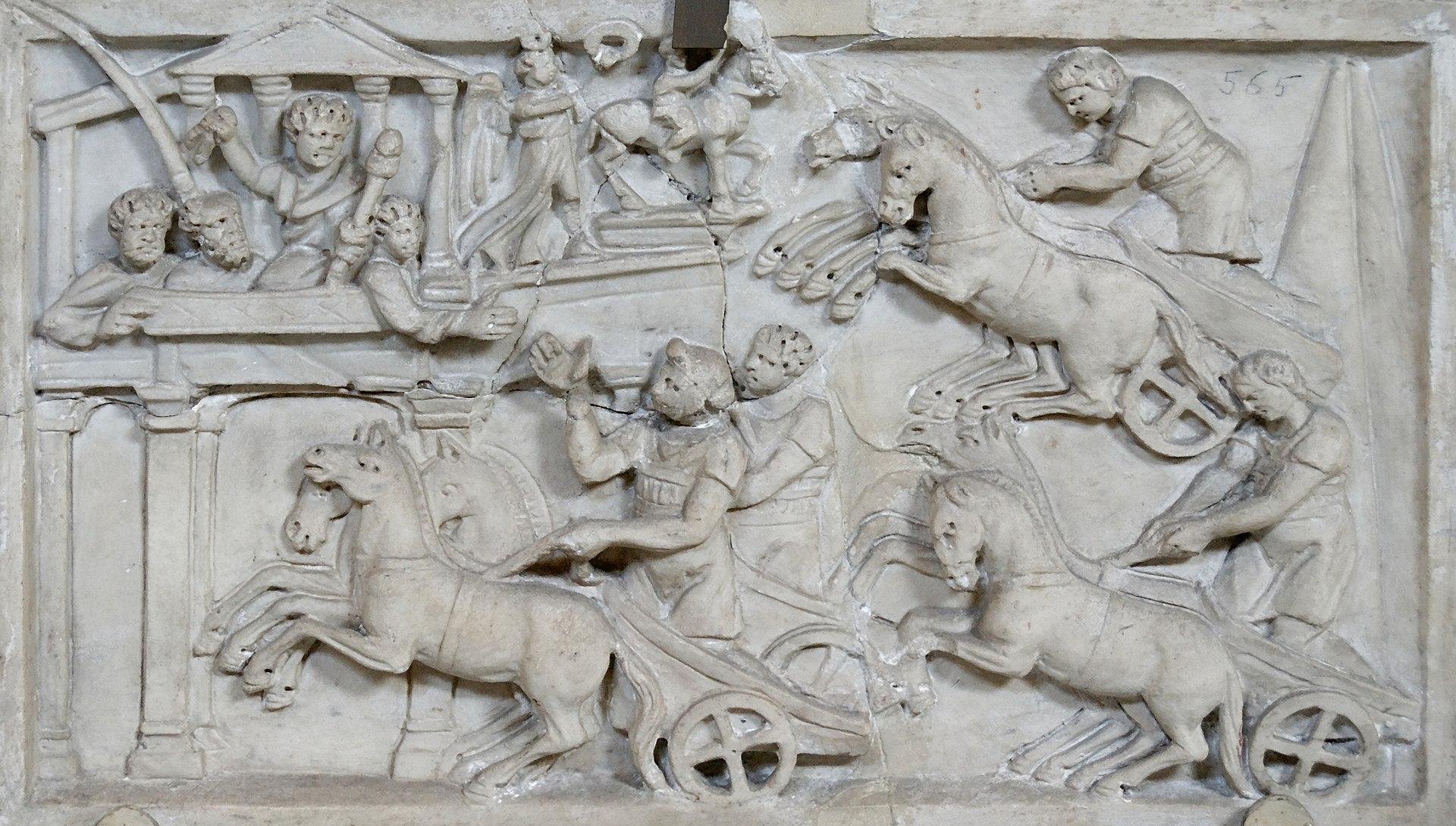 Gli spettacoli nella Roma Antica
