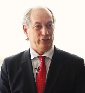 Ciro Gomes Brazilian politician, lawyer and professor