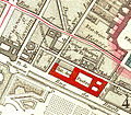 Cirque du Mont Thabor on 1814 map of Paris - U of Chicago.jpg