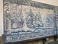 Claustro da Sé de Viseu, painel de azulejos (5986867585).jpg