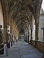 Claustro de la Catedral de León. Galería meridional.jpg