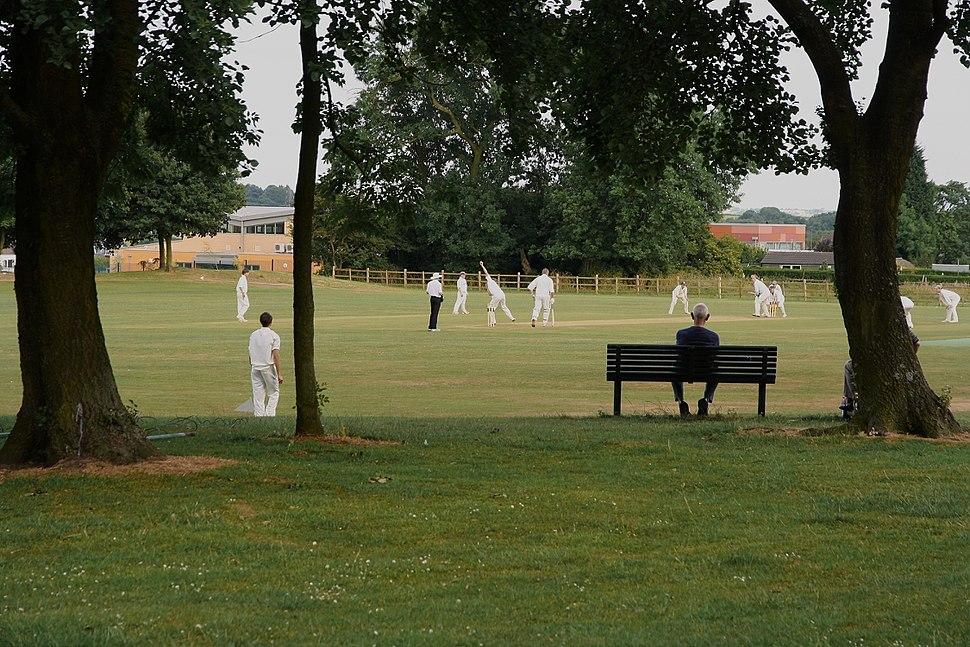 Clay Cross cricket ground