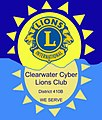 Clearwater Cyber Lions Club logo 20110624.jpg